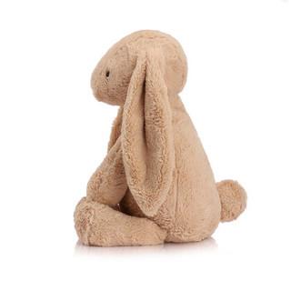 GLOBAL BOWEN BEAR 柏文熊 邦尼兔毛绒玩具公仔 卡其 57cm