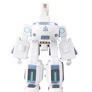 AULDEY 奥迪双钻 超级飞侠 载具变形机器人套装 米莉变形玩具太空车 720324