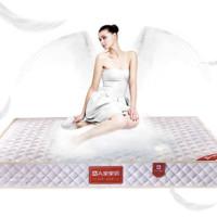 11日:a家家具 弹簧床垫1.8米1.5m海绵透气环保双人床垫子透气软硬适中