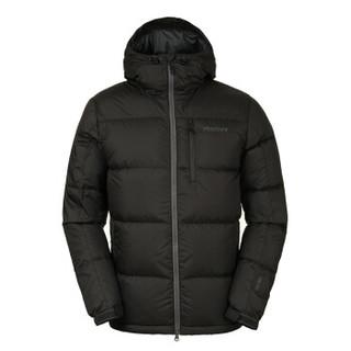 Marmot 土拨鼠 J73060 男款户外冬季保暖羽绒服 暗蓝灰 XL