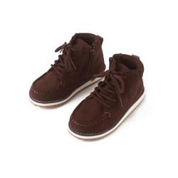 OLD NAVY 286989 男婴童仿绒面帆布短靴