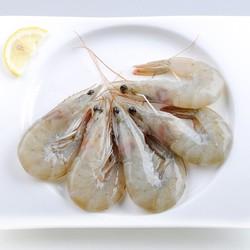 国联 冷冻厄瓜多尔白虾 400g 20-24只*3件 + 我爱渔 冷冻蒜蓉粉丝半壳扇贝 200g 6枚
