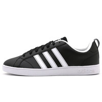 adidas 阿迪达斯 VS ADVANTAGE F99254 男子网球鞋 一号黑/白/白 40