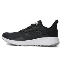 adidas 阿迪达斯 DURAMO系列 DURAMO 9 女士跑鞋 B75990 碳黑/1号黑色/二度灰/亮白 37.5