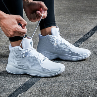 ANTA 安踏 11811001 NBA战靴 男士低帮减震篮球鞋