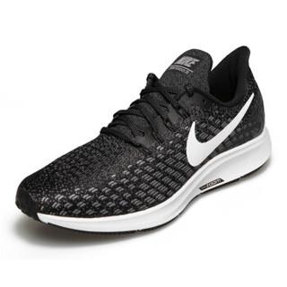 NIKE 耐克 942851-001 男士气垫跑步鞋 黑色 42.5