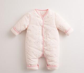 Marc&Janie 马克珍妮 YS71098 婴儿连体棉服