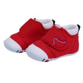 MIKIHOUSE日本制获奖款一二段学步鞋男女宝宝