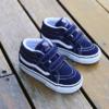 Vans范斯官方正品 Sk8-Mid蓝色小童中帮运动鞋 173元
