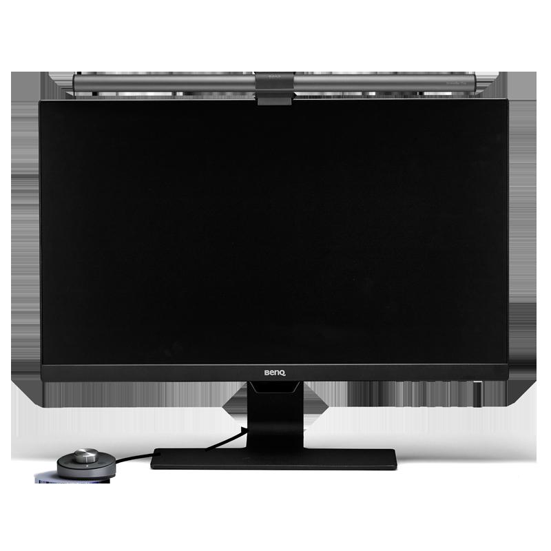 BenQ 明基 WiT ScreenBar Plus 智能屏幕挂灯 黑色