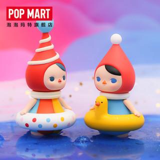 POP MART 泡泡玛特 毕奇泡泡圈盲盒系列公仔卡通二次元手办女生礼物