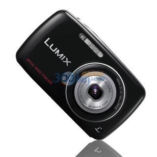 Panasonic 松下 DMC-S1GK 数码相机 黑色