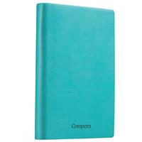 Comix 齐心 C8023 时尚皮面笔记本 (A6、笔记本/记事本、软面抄、仿皮、线装式装订)