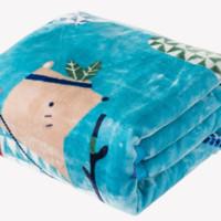 gb 好孩子 婴儿毛毯 110*140cm 1.1KG