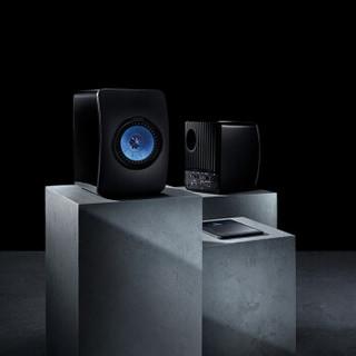 KEF LS50 Wireless Hi-Fi音箱