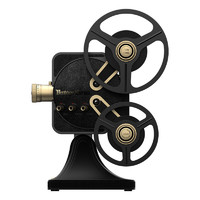 JmGO 坚果 1895 复古投影仪