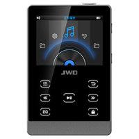 京华(JWD)JWM-107 16GB hifi播放器 MP3无损高音质音乐播放器 黑色
