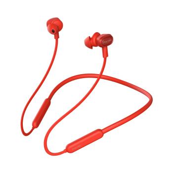 MacaW TX-80 无线蓝牙耳机 (通用、动圈、后挂式、) 红色