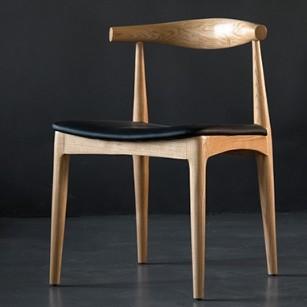 治木工坊 YZ03 大师牛角椅      *2件