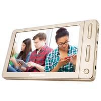 纽曼(Newsmy) A53HD 8G 5英寸mp3/mp4视频音乐播放器触摸屏MP5外放随身听有屏学生录音笔