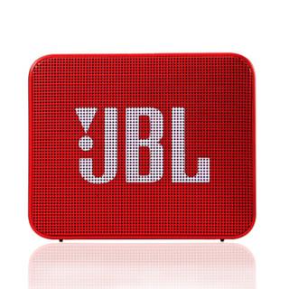 JBL 杰宝 GO2 蓝牙音箱 宝石红