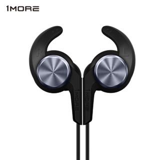 1more 万魔 E1018plus 无线蓝牙耳机 (通用、动圈、后挂式、红色)