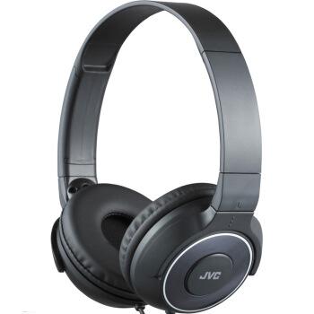 JVC 杰伟世 HA-S220 折叠头戴式耳机