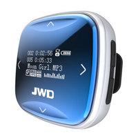 京华(JWD)JWM-101 8G MP3播放器迷你可爱学生运动跑步随身听 蓝色