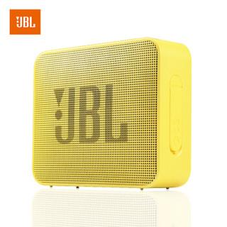 JBL GO2金砖2代无线蓝牙音箱重低音小音响便携式户外迷你低音炮 *2件