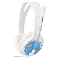 Havit 海威特 H250 头戴式电脑耳机 蓝色