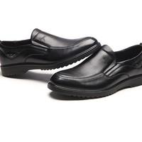 RED DRAGONFLY 红蜻蜓 WTA67641 男士休闲皮鞋