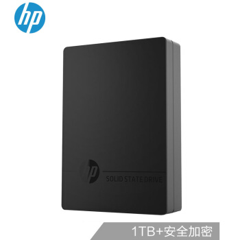 HP 惠普 P600 Type-c 移动固态硬盘 1TB