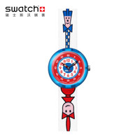 SWATCH 斯沃琪 ZFBNP079 石英儿童腕表
