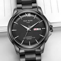 TIAN WANG 天王 GS51026B.DD.B.B 男士自动机械手表