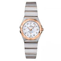 OMEGA 欧米茄 Constellation 星座系列 123.20.24.60.55.001 女士时装腕表