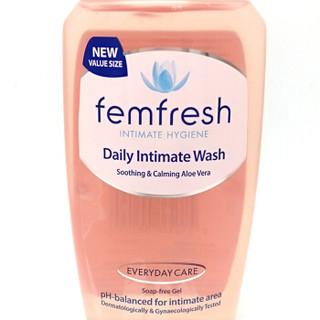 femfresh 芳芯 女性日用护理液 250ml