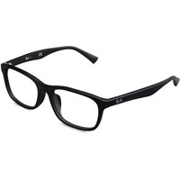 Ray·Ban 雷朋  RB5315D 板材时尚近视眼镜架(磨砂黑) 配眼镜光学镜