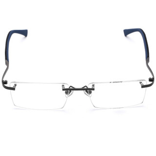 LOHO DS023 近视钛架超轻商务无框眼镜架