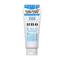 SHISEIDO 资生堂 UNO 磨砂去角质洗面奶 130g