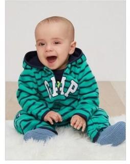 Gap 盖璞 婴幼儿一体式连体衣