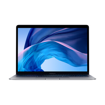 Apple 苹果 2018款 MacBook Air 13.3英寸笔记本电脑(i5、8GB、128GB)深空灰
