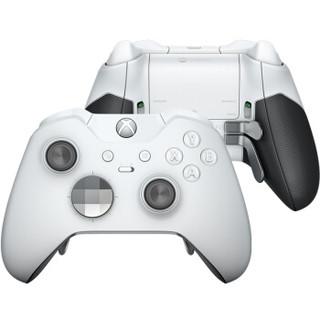 18日0点:微软(Microsoft)Xbox Elite无线控制器 - 白色特别版