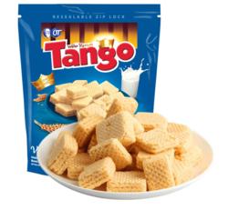 TANGO 天章  香草夹心威化饼干 125g *19件