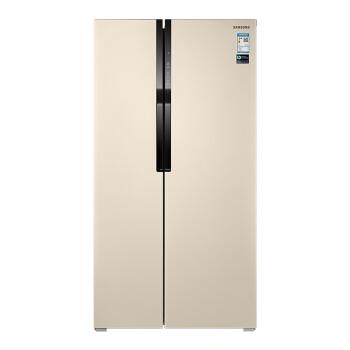 SAMSUNG 三星 RS55KBHI0SK/SC 565L 风冷无霜双循环 对开门冰箱