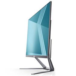 攀升 商睿P22 21.5英寸一体机电脑(英特尔4核J3160 8G内存 120GSSD WiFi 键鼠 3年上门)办公商用台式主机