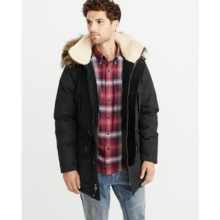 Abercrombie&Fitch 215016-1 AF 精品派克大衣