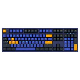 值友专享 : Akko 艾酷 Ducky 3108 Horizon地平线 机械键盘 Cherry红轴
