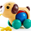 Toyroyal 皇室 宝宝拉线绳 拖拉学步玩具 1-3岁