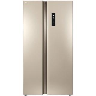 TCL BCD-515WEFA1 对开门冰箱 515升