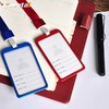 lxmetal 金属证件套 竖款 8款可选 含纯色绳+塑料扣